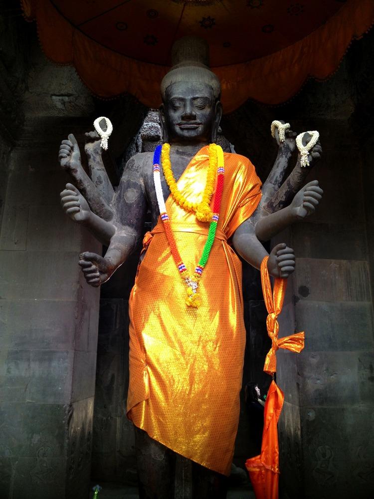 Vishnu At Angkor Wat The Great Fredini S Cabinet Of
