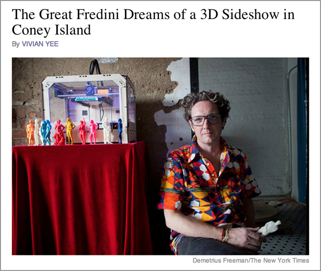 Read About Scan-A-Rama in  the New York Times