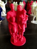 3D Print from a Scan: 2013