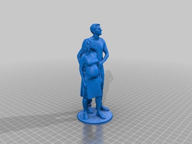 3D Figurine 2013