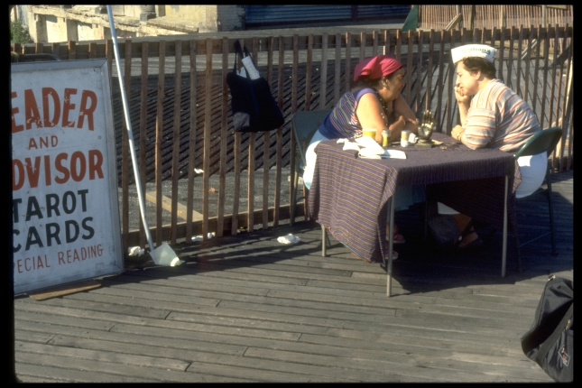 Boardwalk Fortune Teller
